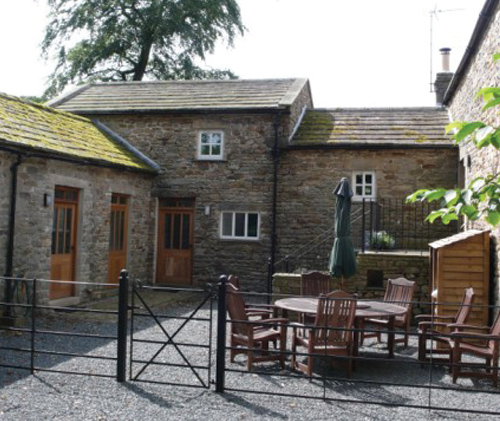 The Tithe Barn - Rokeby Holiday Cottages